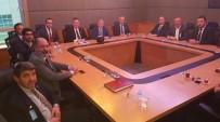 MEHMET ALI ŞAHIN - AK Parti Karabük İl İcra Kurulu Toplantısı TBMM'de Yapıldı
