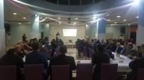 BILECIK MERKEZ - Ak Parti'nin Vezirhan Beldesinde İstişare Toplantısı
