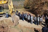 KANALİZASYON ÇALIŞMASI - Akseki'ye 28 Kilometrelik Kanalizasyon