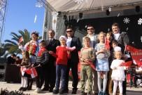 NOEL - Alanya 'Noel Pazarı'na Hazırlanıyor