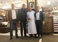 KERVAN - Alpedo Dondurma İran Pazarına Adım Attı