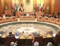 ARAP BİRLİĞİ - Arap Birliği'nden İsrail'e sert tepki!