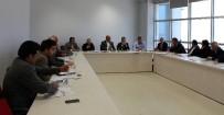 AYHAN ÇELIK - Ata Teknokent'te Uluslararası Çağrı Merkezi Toplantısı