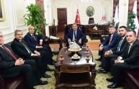 MEHMET ŞÜKRÜ ERDİNÇ - Bakan Bozdağ Açıklaması 'Adana'daki Yatırımların Takipçisiyiz'