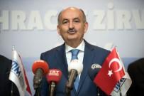 KIDEM TAZMİNATI - Bakan'dan 'Kıdem Tazminatı' Açıklaması