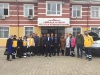 HASANCıK - Barutçu Hastane Ve 112 Çalışanlarıyla Bir Araya Geldi