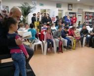 KUTADGU BILIG - Başkan Akgün, Çocuklara Kitap Okudu