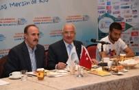 TÜRKİYE ATLETİZM FEDERASYONU - Başkan Kocamaz, İstanbul'dan 'Mersin Maratonuna Katılın' Çağrısı Yaptı