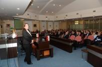YAZI KARAKTERİ - Belediye Personeline Resmi Yazışma Kuralları Eğitimi