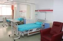 AMELİYATHANE - BEÜ Hastanesi'nde Kalp Ve Damar Cerrahisi Kliniği Yenilendi