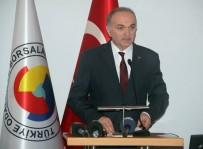 KOCAELİ VALİSİ - Bilim Sanayi Ve Teknoloji Bakanı Faruk Özlü Açıklaması