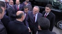 KOCAELİ VALİSİ - Bilim, Sanayi Ve Teknoloji Bakanı Özlü, TAYSAD'ı Ziyaret Etti