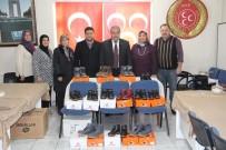 Çankırı'da İhtiyaç Sahiplerine Kışlık Malzeme Yardımı