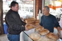 KURBAN BAYRAMı - Cevizli Ekmek Hediyelik Ürün Oldu