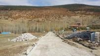 KıLıÇKAYA - Develi'de Köylerde Çalışmalar Tüm Hızıyla Devam Ediyor