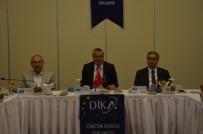 ŞIRNAK VALİSİ - DİKA Yönetim Kurulu Toplantısı Mardin'de Yapıldı