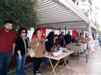 GÖZLEME - Efeler'de Öğrenciler İçin Kermes Düzenlendi