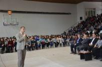 YARIŞ ATI - Eğitimci Yazar Sait Çamlıca Bilecik'te