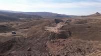 27 EYLÜL - Gemerek Kartalkaya Barajı'nda Çalışmalar Sürüyor