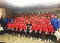MESLEK OKULU - Genç Futbolculara Çağlar Sürprizi