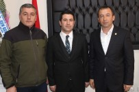 5 YILDIZLI OTEL - Genel Başkan Çelik'ten Güler'e Ziyaret
