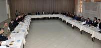 HALK EĞITIMI MERKEZI - Gümüşhane'de Halk Eğitim Planlama Toplantısı Düzenlendi