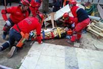 RUH SAĞLIĞI - Hastanede Deprem Tatbikatı