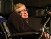 STEPHEN HAWKING - Hawking'den insanlığın geleceğiyle ilgili uyarı