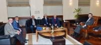 Hisarcıklıoğlu, Çankırı Ticaret Borsası'nı Kabul Etti
