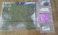 BENZERLIK - Hollanda'dan Kayseri'ye Kargoyla Uyuşturucu Gönderdiler