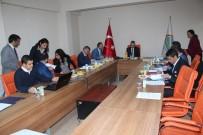 TURGAY ALPMAN - Iğdır'da 'Mera Komisyonu' Toplantısı