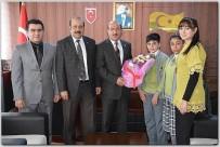 MÜZİK ÖĞRETMENİ - Kardeş Okul Projesi Kapsamında Kilis İl Özel İdaresine Ziyaret