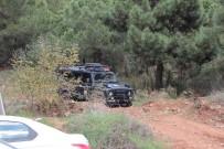 HAREKAT POLİSİ - Kartal Ve Sultangazi'de Ormanlık Alanda Polis Uygulaması