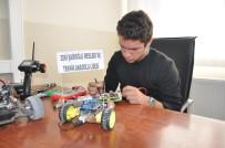 ROBOT - Kısıtlı İmkanlarla Meslek Lisesinde Robot Yapıyor