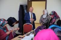 ZİYA GÖKALP - Kocasinan Belediye Başkanı Çolakbayrakdar Semt Konaklarını Ziyaret Etti