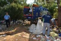MUHITTIN BÖCEK - Konyaaltı Belediyesi'nden Çöp Toplayıcıların Depolarına Operasyon.