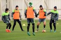 ALPER AŞÇı - Konyaspor, Gaziantepspor Maçı Hazırlıklarını Sürdürüyor