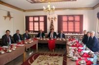 İSMAIL USTAOĞLU - KUDAKA 81.Yönetim Kurulu Toplantısı Erzincan'da Yapıldı