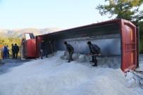 Maden Yolunda Trafik Kazası Açıklaması 1 Ölü, 1 Yaralı