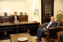 TALAS BELEDIYESI - MEMUR-SEN'den Başkan Palancıoğlu'na Teşekkür
