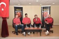 MİAMİ HEAT - Nesine.Com Eskişehir Basket Oyuncuları Panele Katıldı