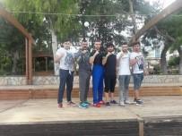 YUSUF ŞAHIN - Nevşehir Belediyesi Boksörleri Madalya İçin Ringe Çıkıyor