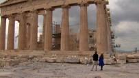 ATINA - Obama Acropolis'i Gezdi
