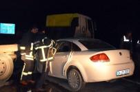 İSLAMOĞLU - Oto Kurtarıcının Altına Giren Otomobilin Sürücüsü Hayatını Kaybetti