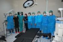 AMELİYATHANE - Özalp Devlet Hastanesinde İlk Ameliyat