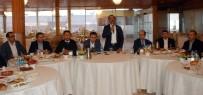 YIPRANMA PAYI - Sağlık-Sen Genel Başkanı Memiş Açıklaması 'Yıpranma Payı Konusu Sulandırılmak İstendi'