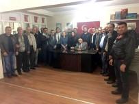 ALI İNCI - Salihli MHP Görev Dağılımı Yaptı