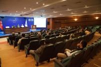 HASAN ŞAHIN - SATSO'da Çevre Mevzuatı Toplantısı Yapıldı