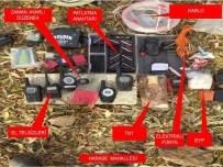 LAV SİLAHI - Şırnak'ta 2 Bomba Yüklü Araç Ele Geçirildi