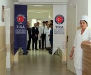 TACIKISTAN - Tacikistan İbn-İ Sina Tıp Üniversitesi Tedavi Ve Teşhis Merkezi Yenilendi